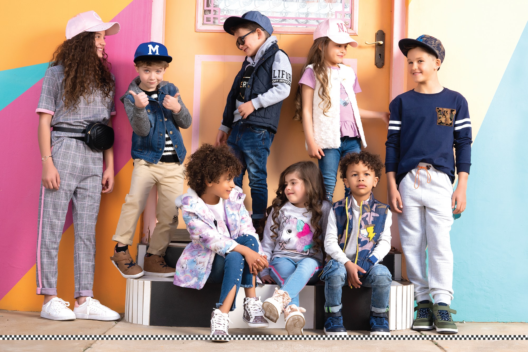 kids winter collection