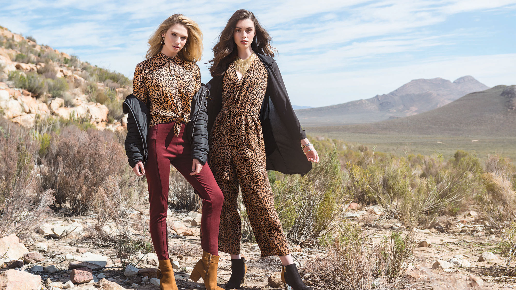 LEOPARD PRINT: THE TIMELESS CLASSIC