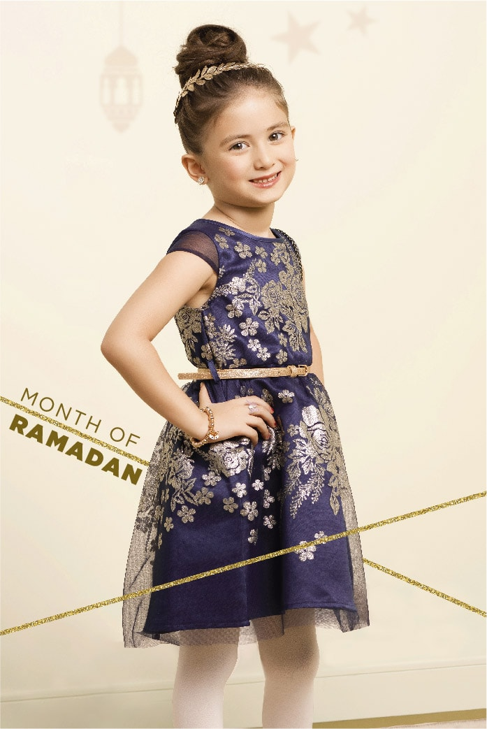Girls Ramadan Fashion