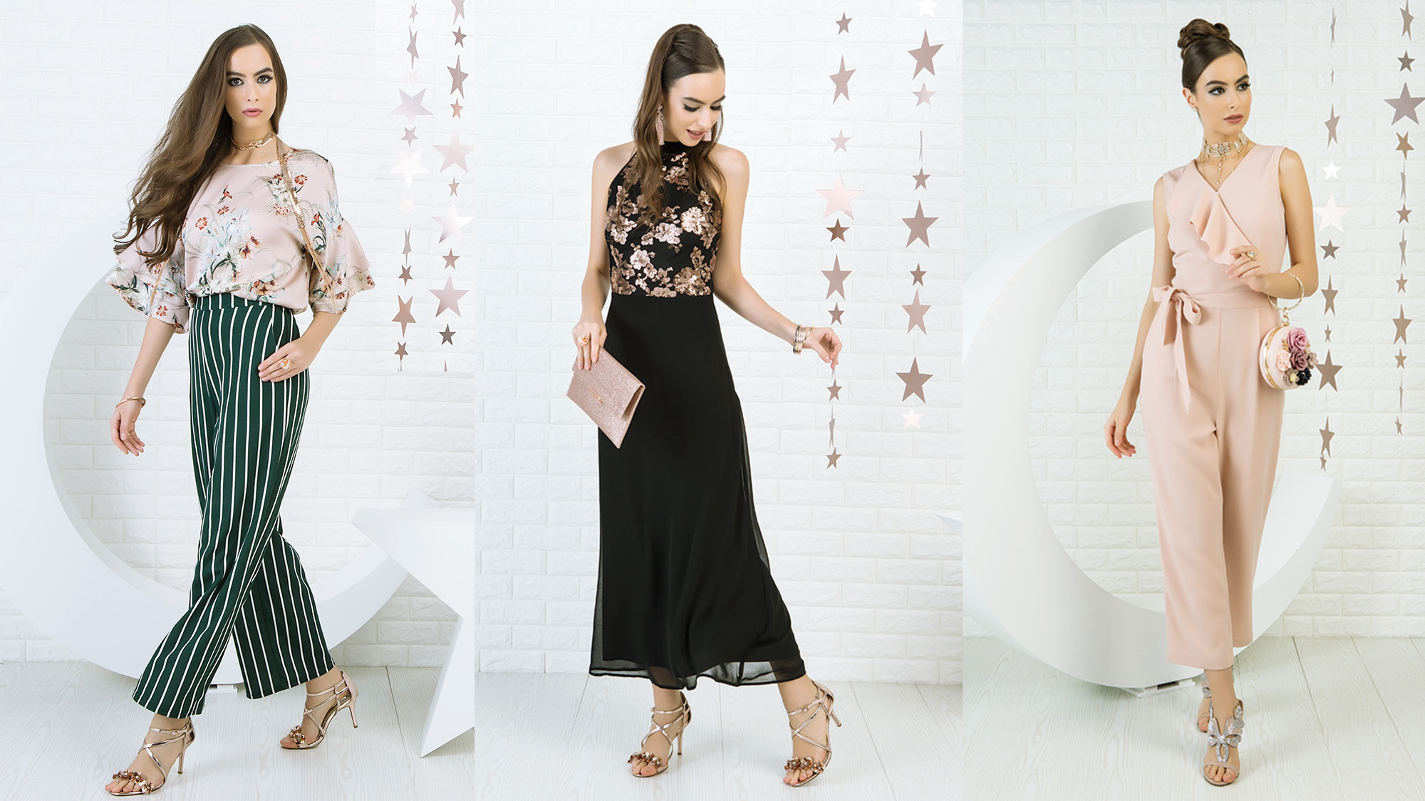3 PERFECT OUTFITS FOR A STUNNING RAMADAN IFTAR LOOK