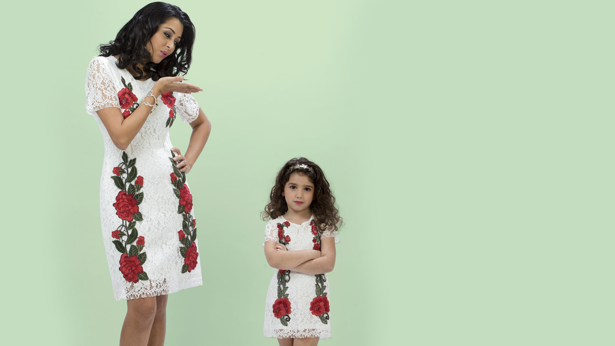 5 LOOKS FOR YOU AND YOUR MINI ME
